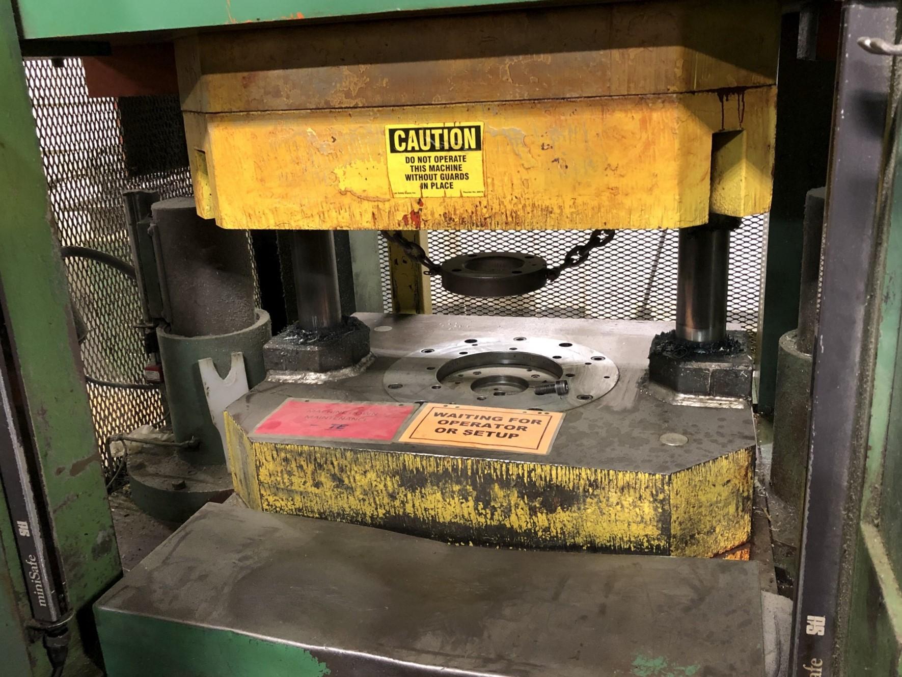 570 Ton Advanced Machine Design Straight Side Press - Image 4 of 15