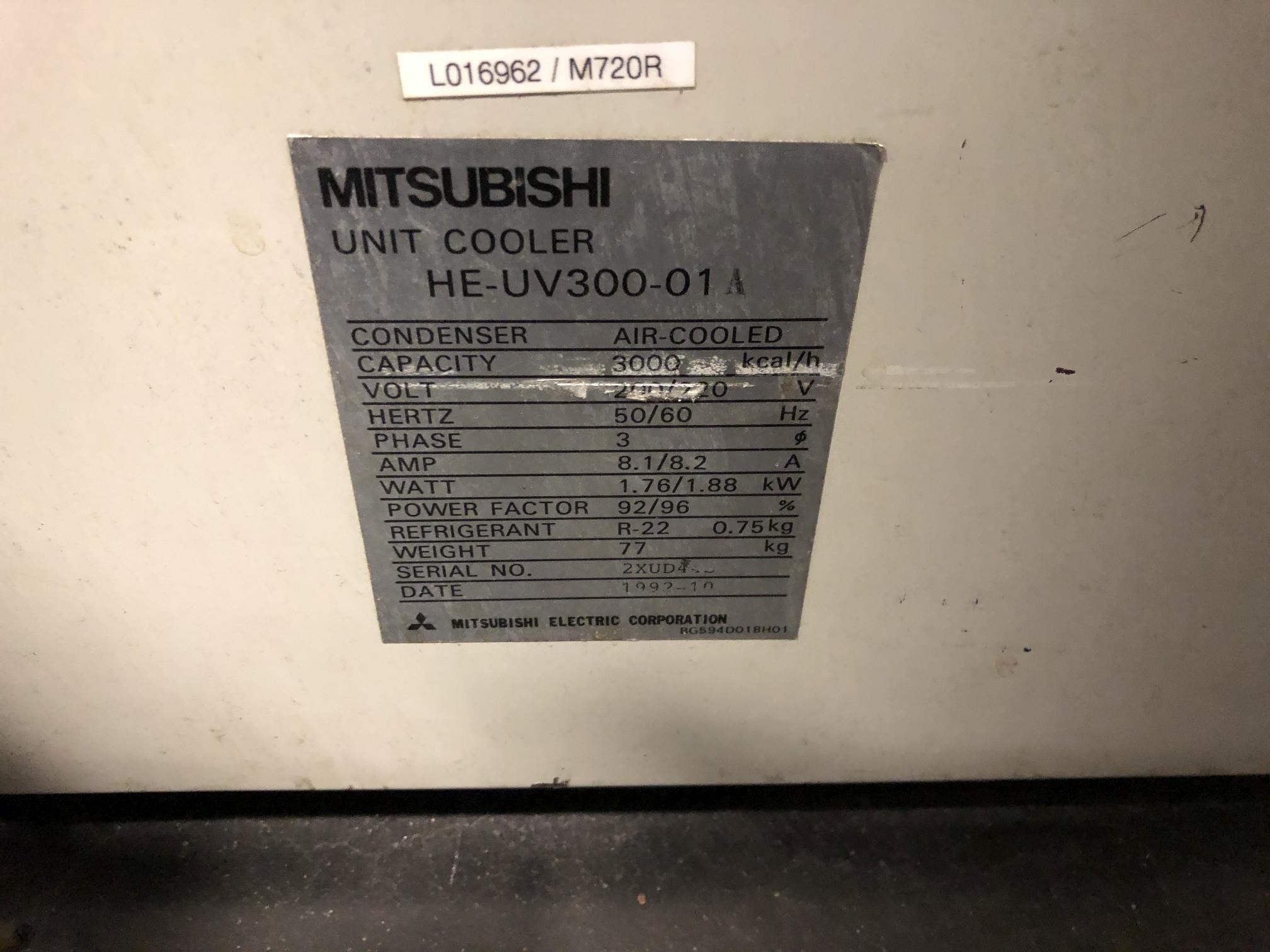 1993 Mitsubishi DWC90HA CNC Wire EDM - Image 10 of 16