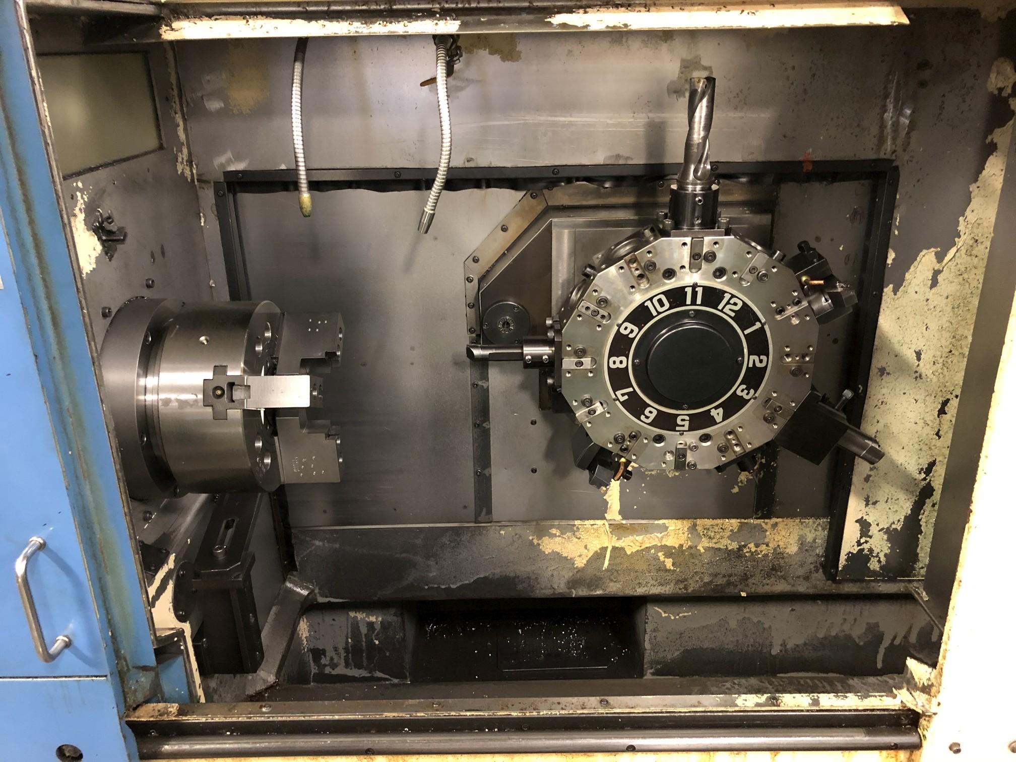 Ikegai TCR25 CNC Lathe - Image 3 of 15