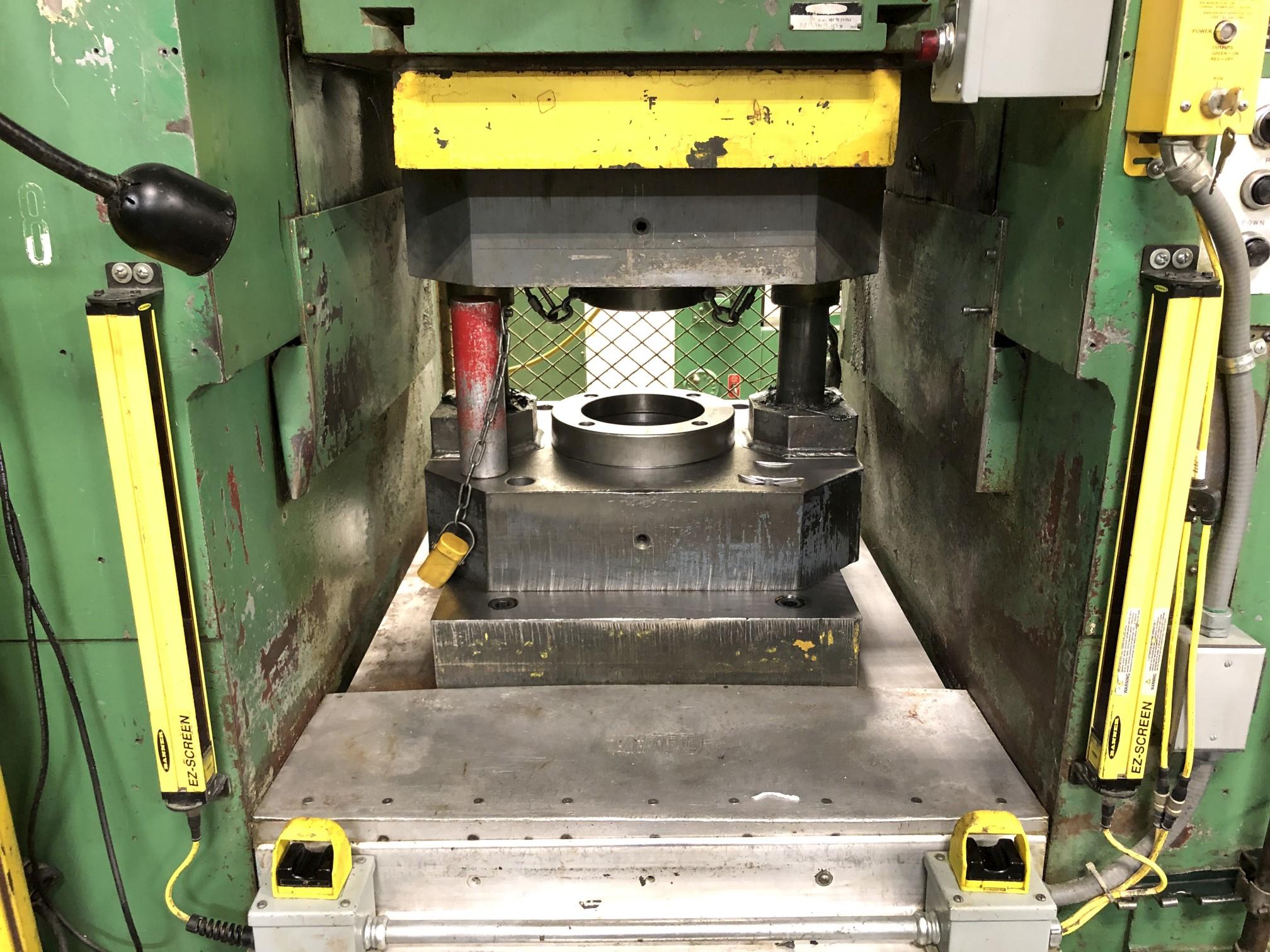 800 Ton Komatsu Maypress Knuckle Joint Press - Image 3 of 18