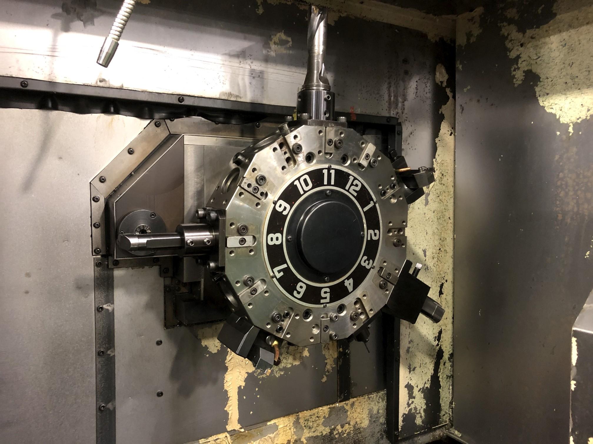 Ikegai TCR25 CNC Lathe - Image 6 of 15