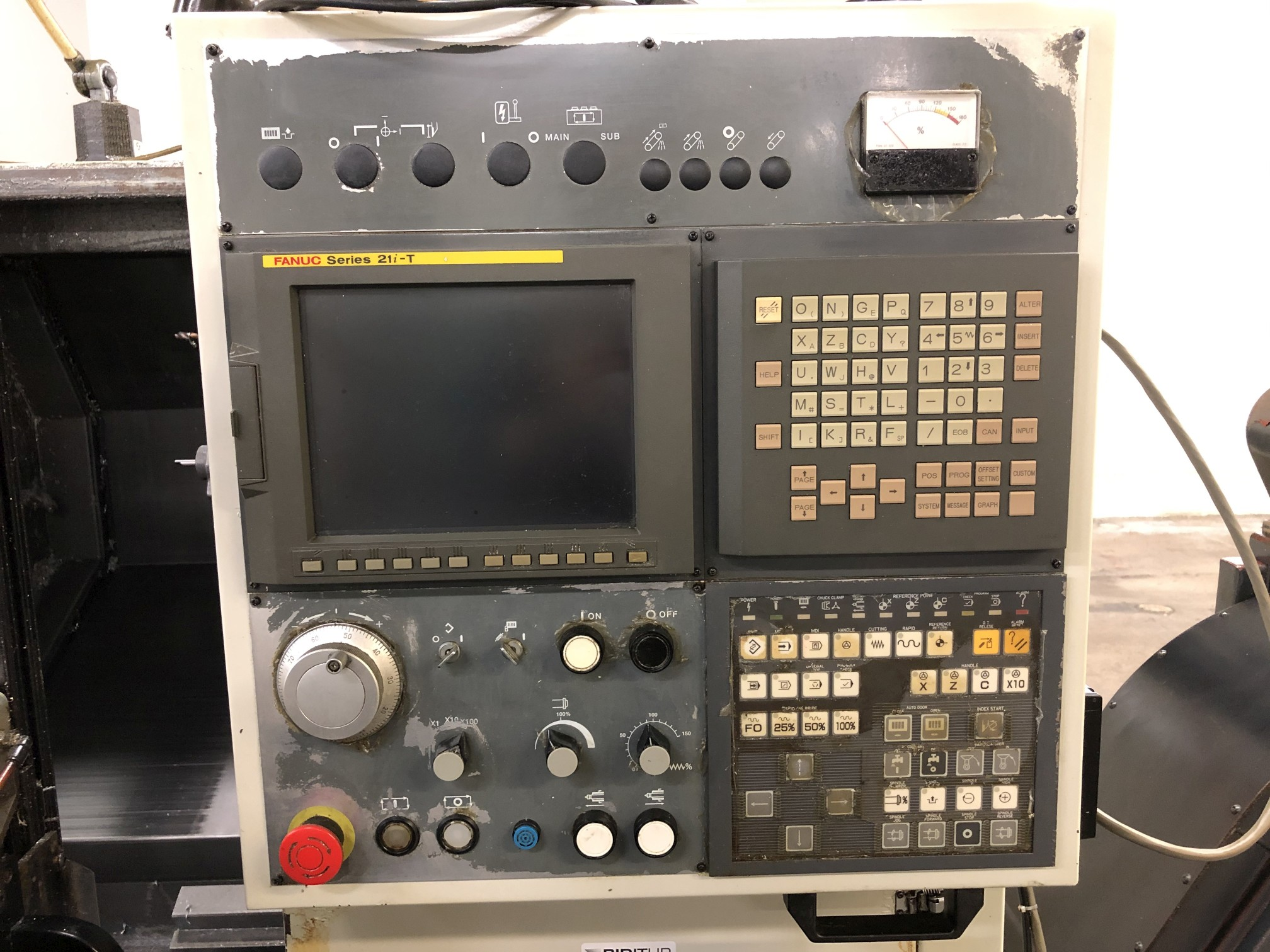 2002 Takisawa EX-106 CNC Lathe - Image 15 of 20