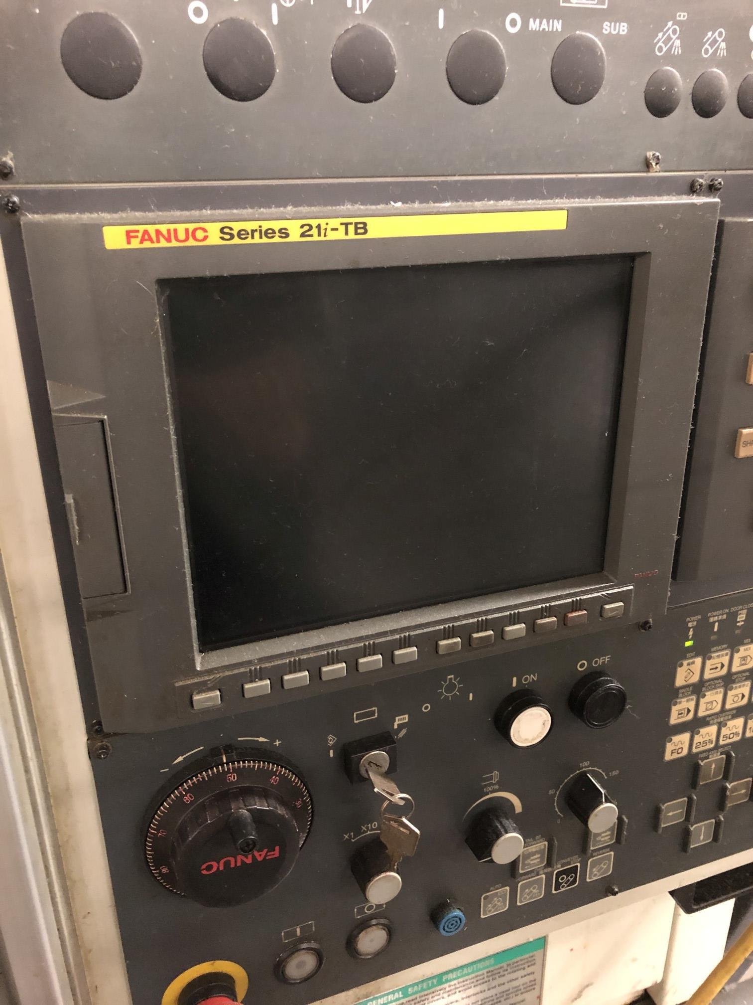 2006 Takisawa EX-106 CNC Lathe - Image 5 of 10
