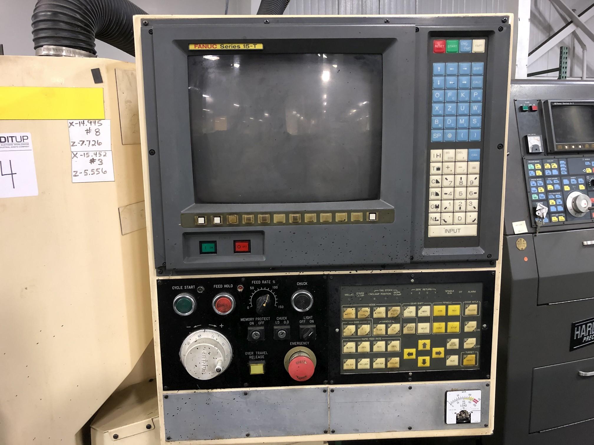 Ikegai TCR25 CNC Lathe - Image 7 of 15