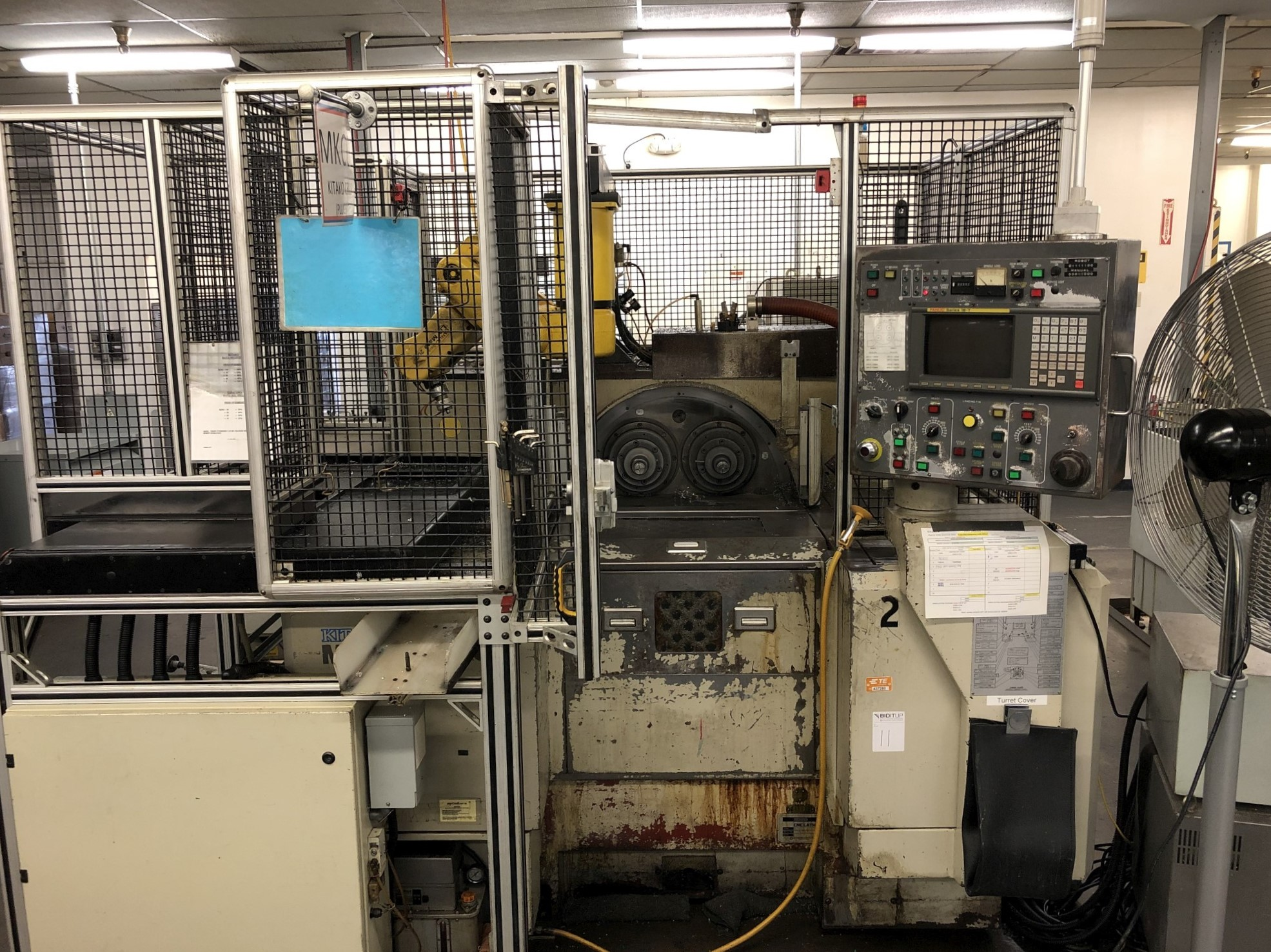 1999 Kitako MT4-200 Multi-Spindle CNC Turning Mill - Image 2 of 17