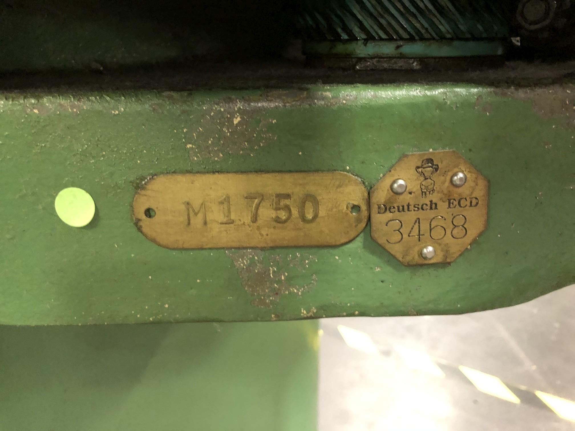 "Jones & Lamson 14"" Optical Comparator - Image 8 of 8"