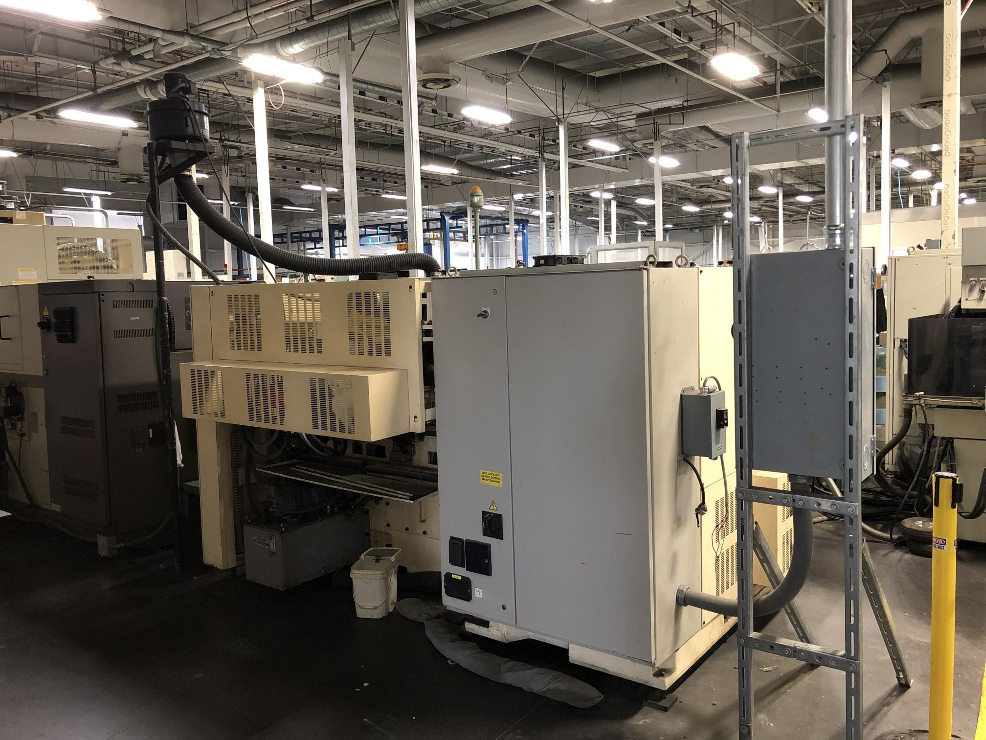 Ikegai TCR25 CNC Lathe - Image 12 of 15