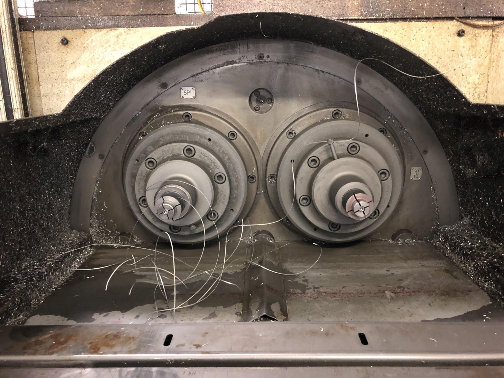 1999 Kitako MT4-200 Multi-Spindle CNC Turning Mill - Image 2 of 16