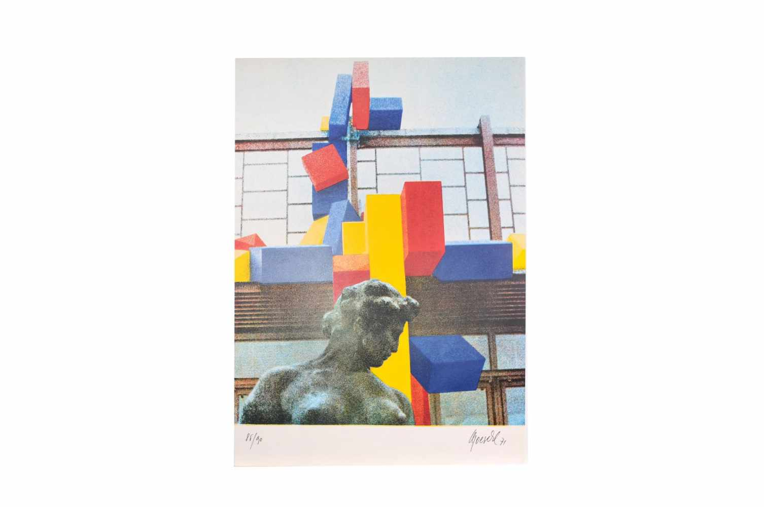 """Roland Goeschl """"Figure of a Women"""""""