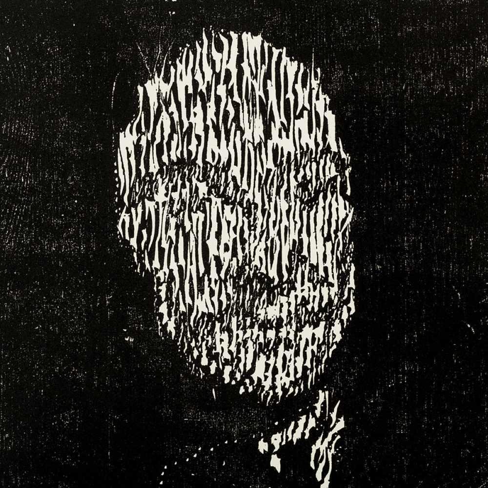 Matthias Mansen (b. 1958), G.W. Leibniz, Woodcut, 1999 - Image 9 of 9