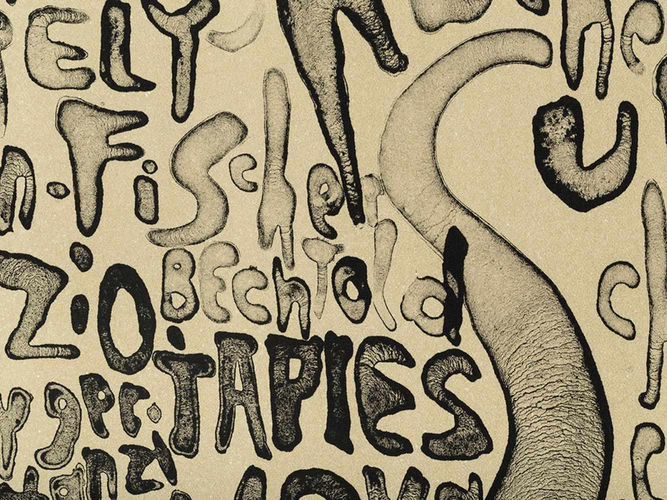 Paul Wunderlich, Kunst + Knoll International, Poster, 1963 - Image 7 of 9