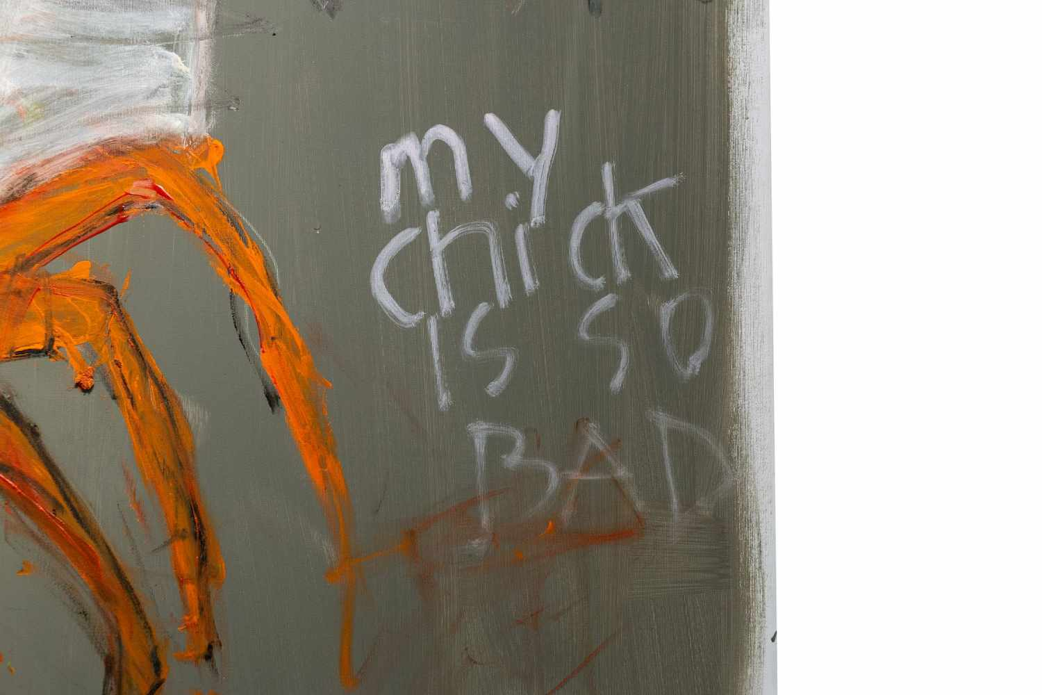 """Peter Kohl, """"my chick IS SO BATH"""", * - Image 3 of 3"""