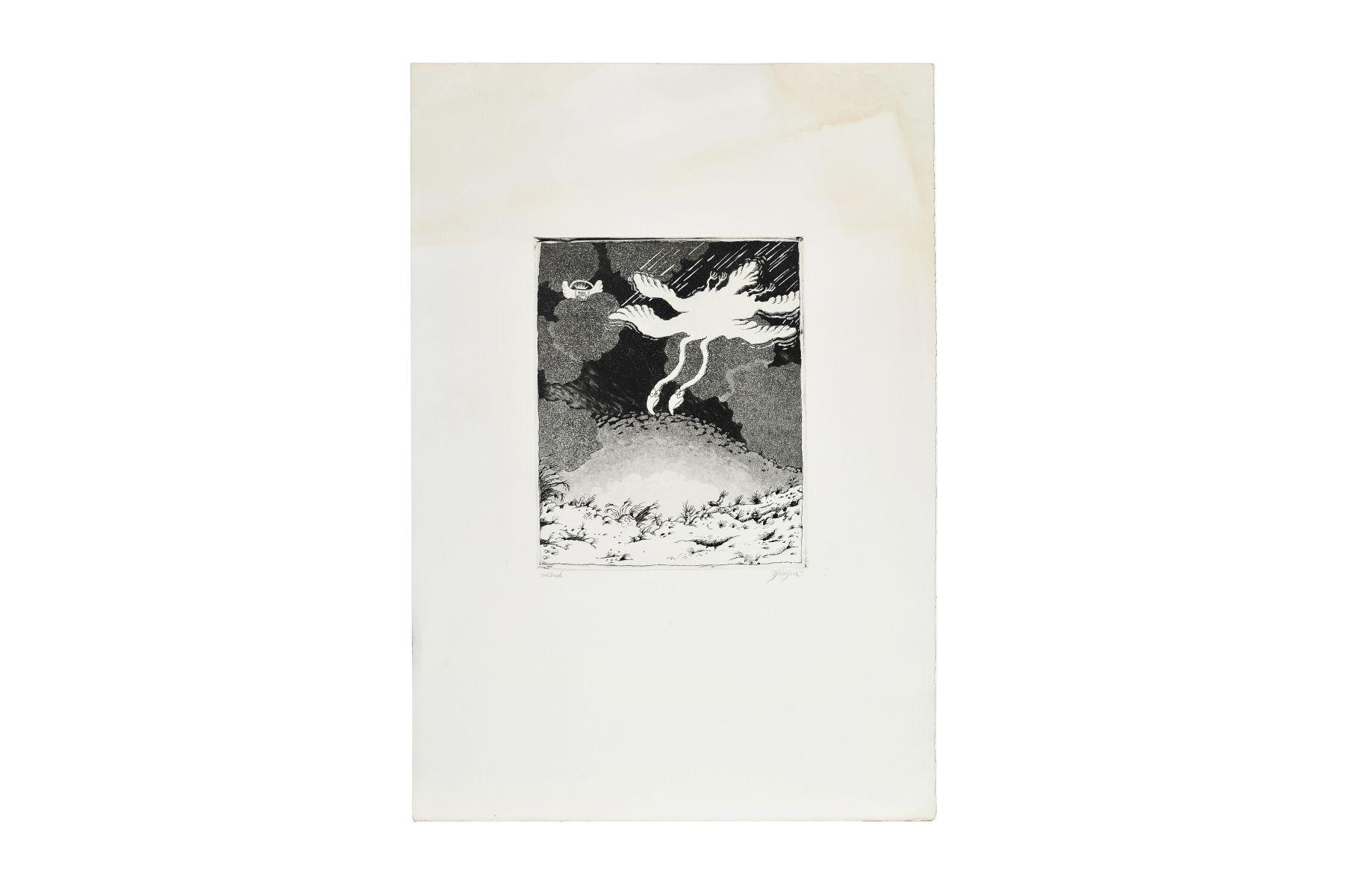 "Walter Schmöger ""Test Print""<"