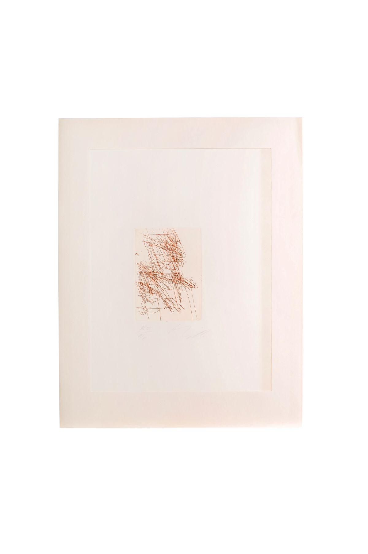 "Josef Mikl ""Untitled"""