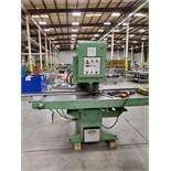 Whitney 50 Ton Fabricator & Punch Press