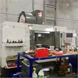 Haas VF6/50 CNC Vertical Machining Center