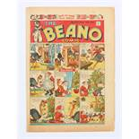Beano 247 (1944). Propaganda Xmas issue. 'Save waste paper, and your Xmas wrappers from the 25th!'
