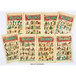 Beano (1949-50) 354, 360-368, 370, 397, 399, 402 April Fool, 409. No 368 [vg], balance [fn-/vfn-] (