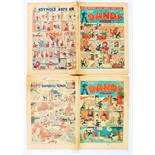 Dandy 96 (1939), 188 (1941). Both back cover grubbiness [gd] (6). No Reserve