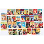 Better Little 'Blitz' books (1940-44 Raphael Tuck). 33 unnumbered issues (a few by other publishers)