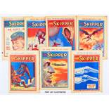 Skipper (1940-41) 488-544 final issue (Feb 1st 1941). Including the complete year of 1940.