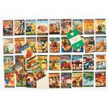 Mighty Midgets 'Blitz' books (1940-44 W. Barton) 1-21, 23-31, 32 coverless, 33-36, 40-42, 48. With