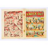 Knock-Out No 1 (1939). Starring Our Crazy Broadcasters. The Steam Man (Robot) on Treasure Island.