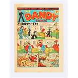 Dandy 356 (1947) Fireworks [vg+]