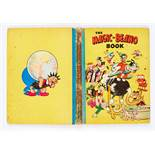 Magic-Beano Book (1945). They were only playing leap-frog. Worn loose spine [gd]
