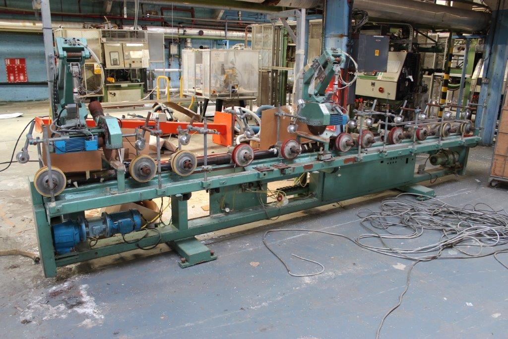 Barbaran (Barcelona) laminating machine, model PL-32-F Machine number 6785-03-87