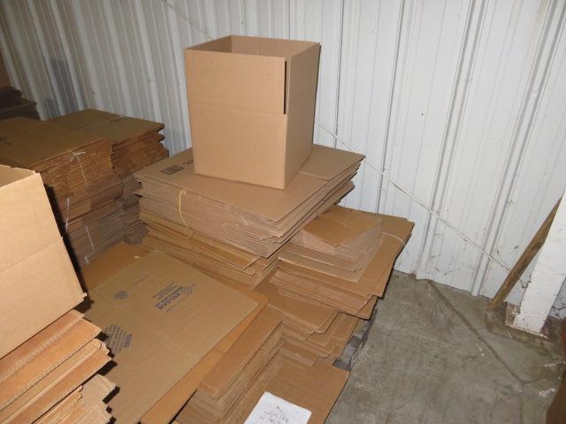 (3) SKIDS ASST K/D CORRUGATED BOXES - Image 2 of 4