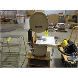 ROCKWELL 14 IN VERTICAL BAND SAW, MDL 28-200