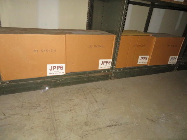 (13) BOXES ASST BUBBLE MAILERS & (3) STAY-FLAT & POLY MAILERS - Image 3 of 4