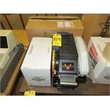 PHOENIX M1 MANUAL BOX TAPE DISPENSER (NEVER USED) W/ BOX OF REINFORCED TAPE