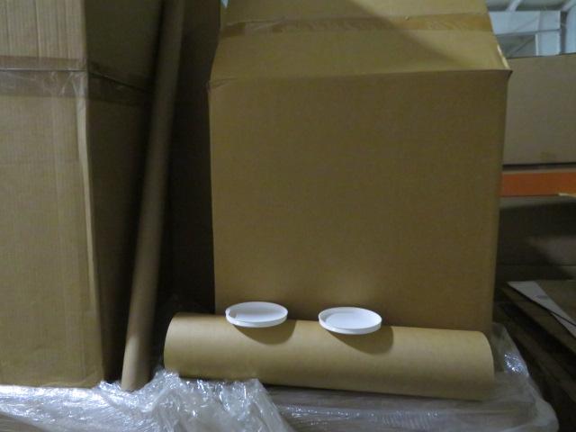 (11) BOXES 5024KHD & (1) 2048K BOXES OF FIBRE TUBES W/ LIDS - Image 3 of 3