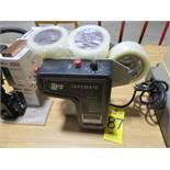 NPS TAPEMATE 112 ELECTRO BOX TAPE DISPENSER W/ MEASURED CUTS