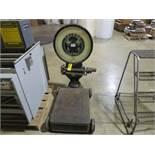 TOLEDO 31-1822-FD MOBILE 21 X 29 IN PLATFORM SCALE-1600 LB CAP