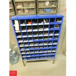 Fastenal 81-Compartment Bolt Bin with Contents Rigging Fee: $ 50