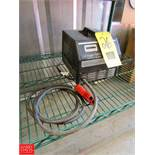 DeltaVolt 24 Volt Battery Charger Model 2425 Rigging Fee: $ 15
