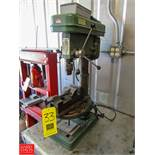 """Central Machinery 12"""" Benchtop Drill Press Model T-726 Rigging Fee: $ 50"""