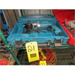 Makita Hammer Drill Model HP2050 Rigging Fee: $ 10