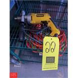 DeWalt VSR Drill Model DW235G Rigging Fee: $ 10