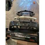 BMW X3 M SPORT FRONT & REAR BUMPER SET INC FOG LIGHTS & SENSORS
