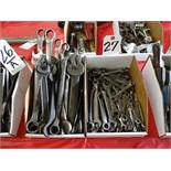 LOT: Assorted Wrenches in (2) Boxes