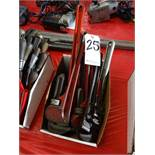 LOT: Assorted Pipe Wrenches