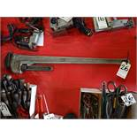 48 in. Pipe Wrench