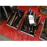 LOT: Assorted Hammers in (2) Boxes