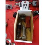 LOT: Assorted Pneumatic Tools