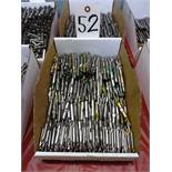 LOT: Double End Mills in (1) Box