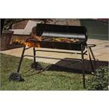 Boxed Expert Grill 75cm Barrel Grill RRP £120 (Public Viewing and Appraisals Available)